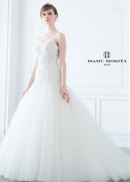 49ee0efd92649 ISAMU MORITA|衣装コレクション|ウエディングドレスのレンタルなら 東 ...