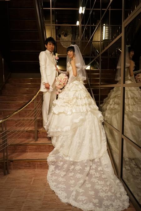 KKRホテル東京 ウェディング 結婚式場衣裳 東衣装店 azuma-dress tokyo azuma-dress.co.jo ブランビジュー
