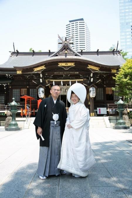 和装 白無垢 色打掛 黄色ドレス 東衣装店 azuma-dress.co.jp azuma-dress tokyo blanc-bijou